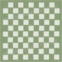 Checkers Squares Background 18x18 Stencil