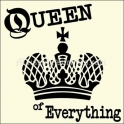Queen of Everything 18x18 Stencil
