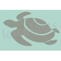 Sea Turtle Graphic 8x12 Stencil