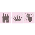 Princess Graphics Trio Stencil