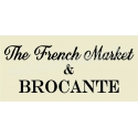 The French Market & Brocante 5.5x11.5 stencil