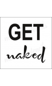 GET naked 12x12 stencil