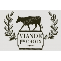 First Choice Beef Label 20x30 Stencil
