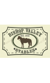 Bishop Valley Stables 12x18 stencil
