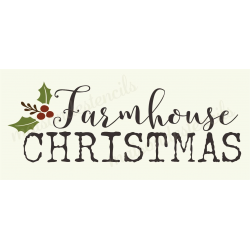 Farmhouse CHRISTMAS 2018