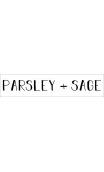 Parsley + Sage 4x18 stencil