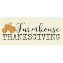 Farmhouse THANKSGIVING 2018 8x18 stencil