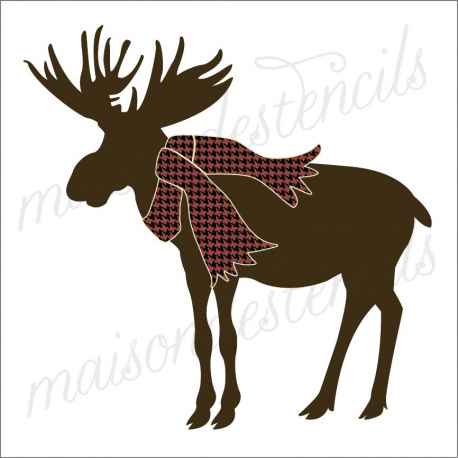 MOOSE with scarf 12x12 stencil
